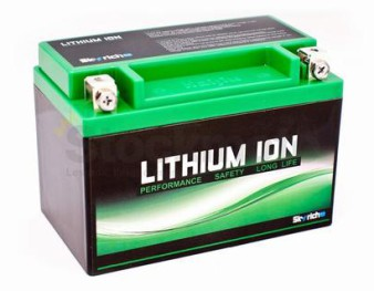 Batterie moto lithium ion