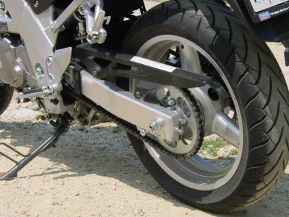 chaîne moto